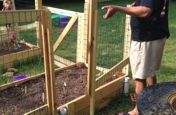 How to keep the garden fencing in good shape