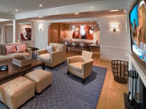 Methods to improve a home basement