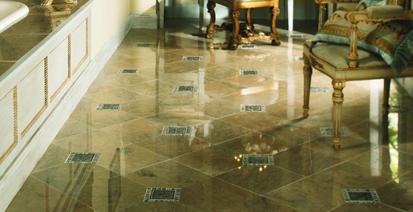 Floor Marbling