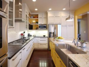 The right methods to design Kitchen cabinets